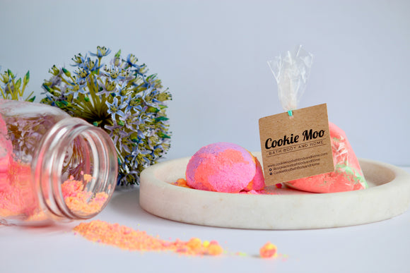 cookie moo candle bath body home soy wax vegan friendly gift christmas