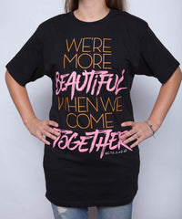We're More Beautiful Tee - MandisaOfficial