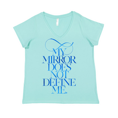My Mirror Does Not Define Me Tee - MandisaOfficial