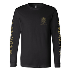 Word Warrior Long Sleeve - MandisaOfficial