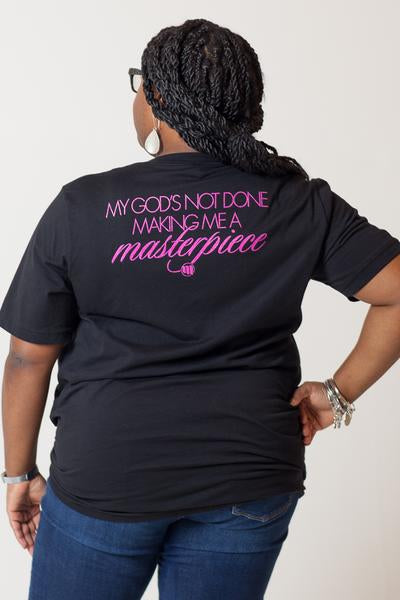 #Unfinished T-Shirt - MandisaOfficial