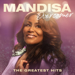 Overcomer: The Greatest Hits CD - MandisaOfficial