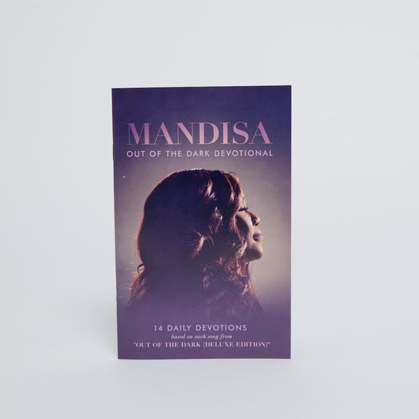 Mandisa Out Of The Dark 14 Day Devotional Booklet