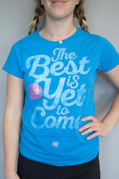 """The Best Is Yet To Come"" T-Shirt - MandisaOfficial"