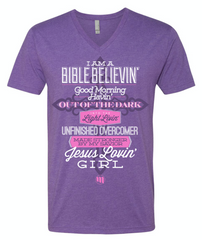 Bible Believin' Tee - MandisaOfficial