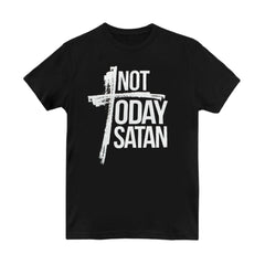 Not Today Satan Unisex T-shirt