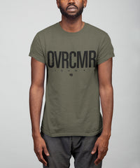 OVRCMR Military Green T-shirt - MandisaOfficial