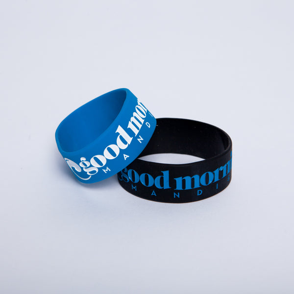 Good Morning Silicone Bracelet - MandisaOfficial