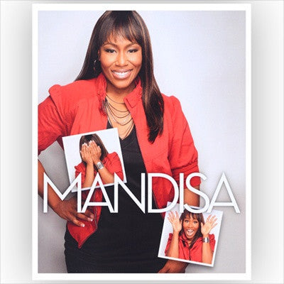 Red Jacket 8x10 - MandisaOfficial