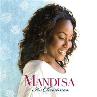 Mandisa It's Christmas CD Cover