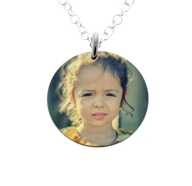 Photograph Necklaces