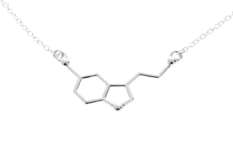 Molecular Structure Necklaces