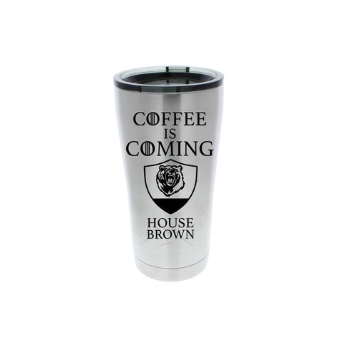 custom stainless steel tumbler game of thrones