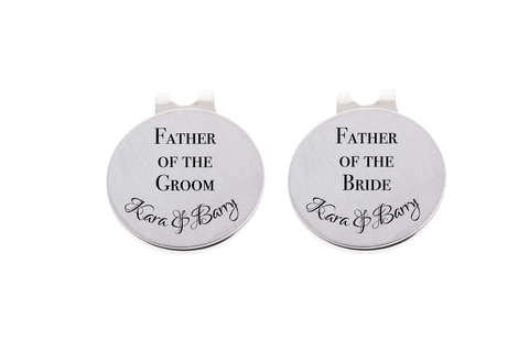 Golf Ball Marker- Father of the Bride
