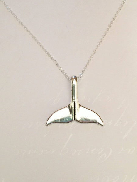 Whale Tale Necklace - Anomaly Creations & Designs