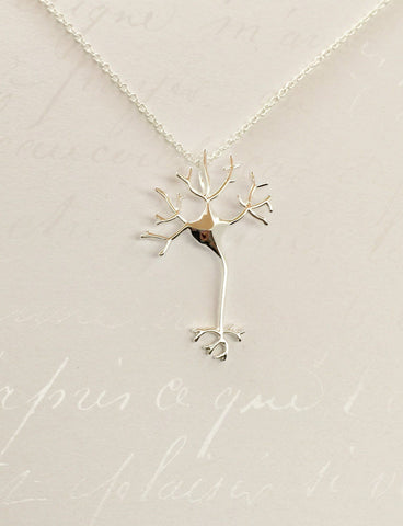 Neuron Necklace - Anomaly Creations & Designs