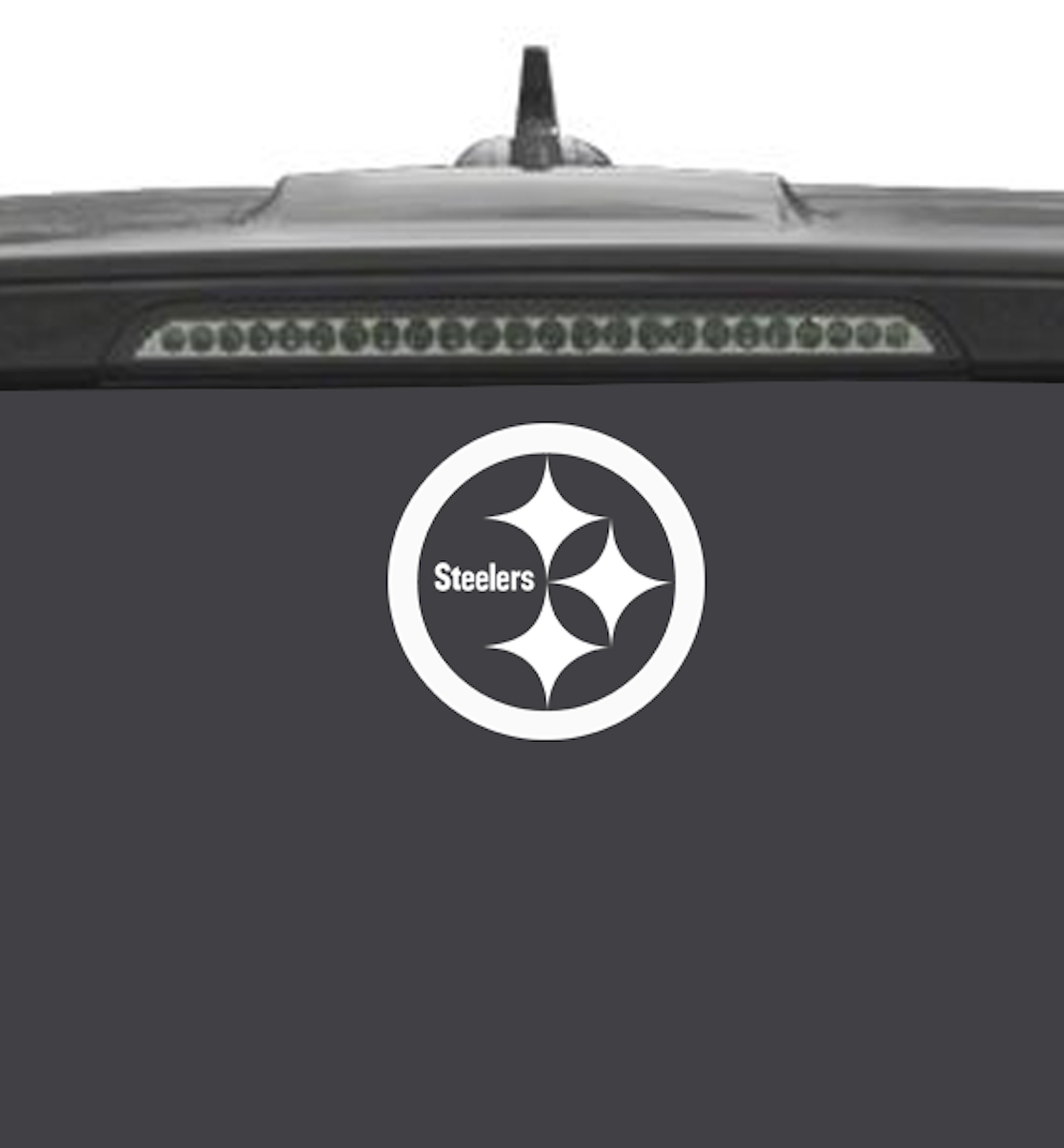 Steelers Car Decal