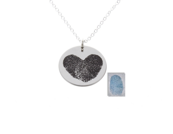 Fingerprints Necklace - Customize