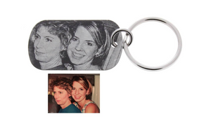 Photograph Custom Keychain