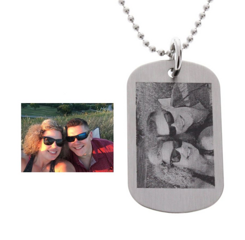 Photograph Necklace - Customize