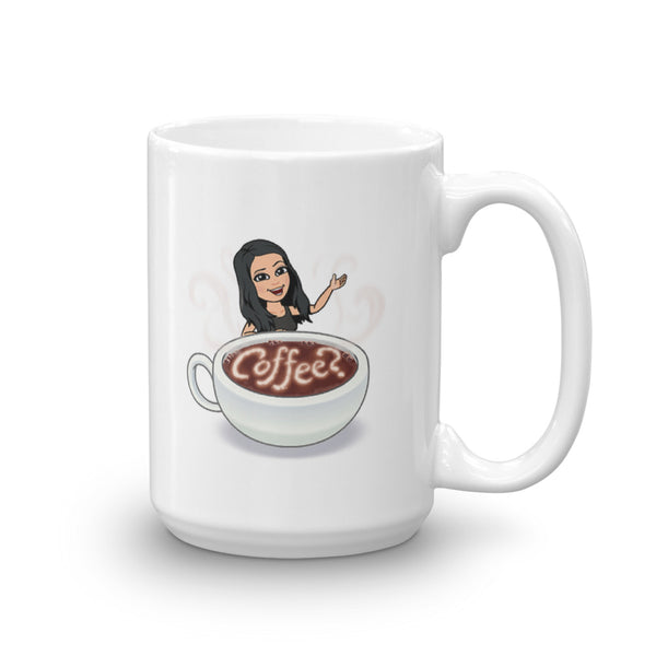 Personalized Bitmoji Mug