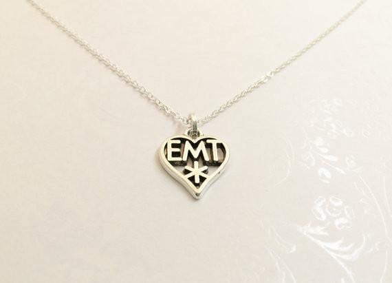 EMT Necklace - Anomaly Creations & Designs