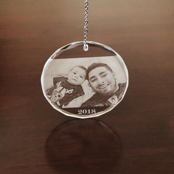 Photograph Ornament