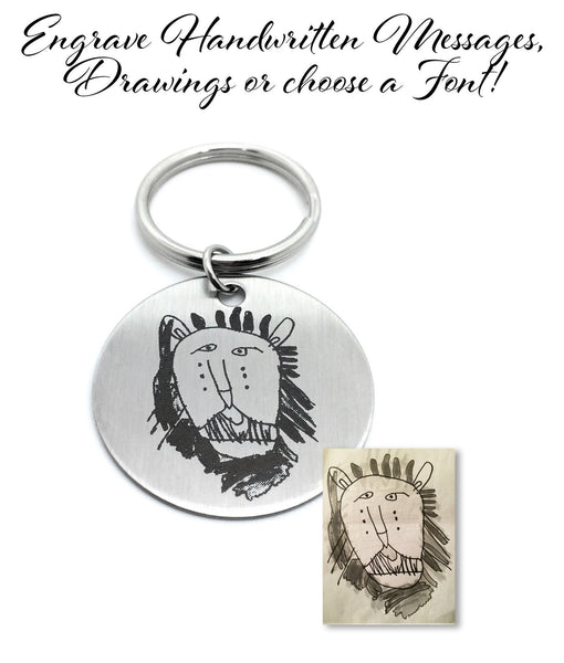 Drawing Keychain