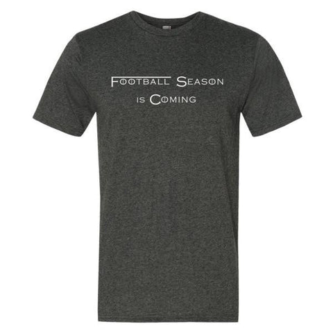 Football Season is Coming (Inspired by Game of Thrones, Winter is Coming) - Anomaly Creations & Designs  - 1