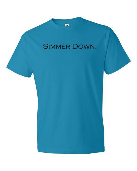 Simmer Down T-Shirt - Anomaly Creations & Designs  - 3