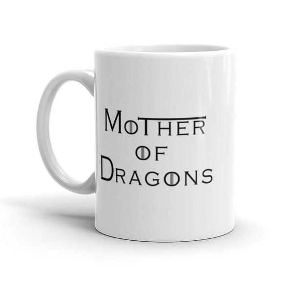 Mother of Dragons Mug (Inspired by Game of Thrones) - Anomaly Creations & Designs  - 3