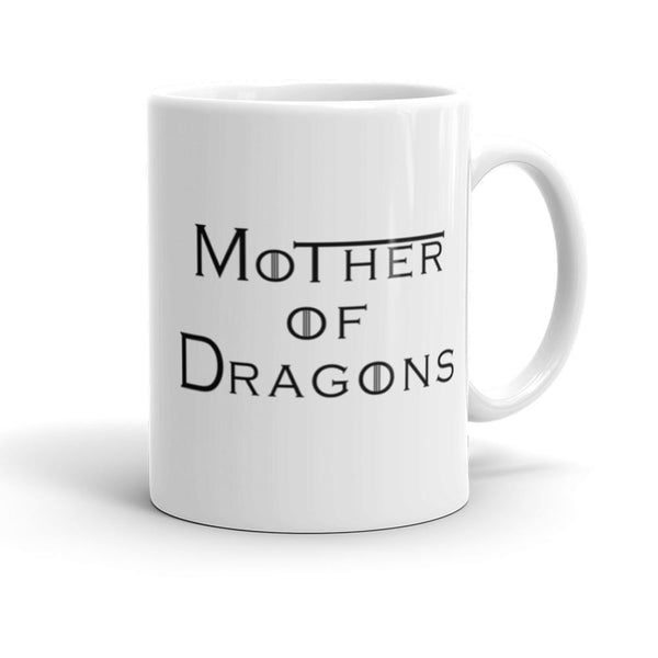 Mother of Dragons Mug (Inspired by Game of Thrones) - Anomaly Creations & Designs