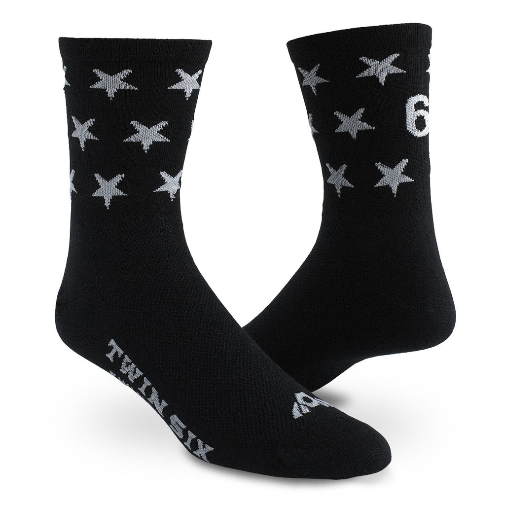 Freedom Machine Sock (BLACK)