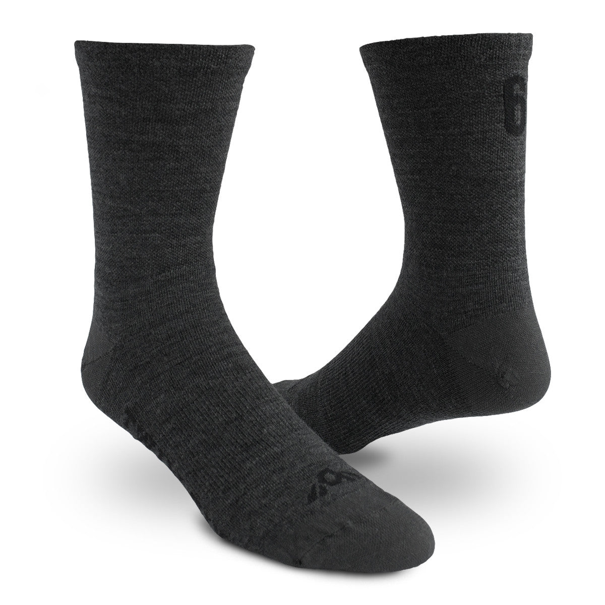 Standard Sock (GRAY) (WOOL)