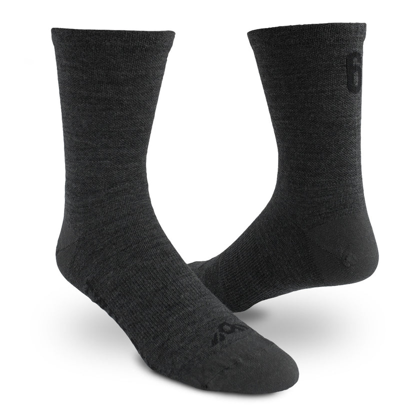 Standard Socks (WOOL) (GRAY)