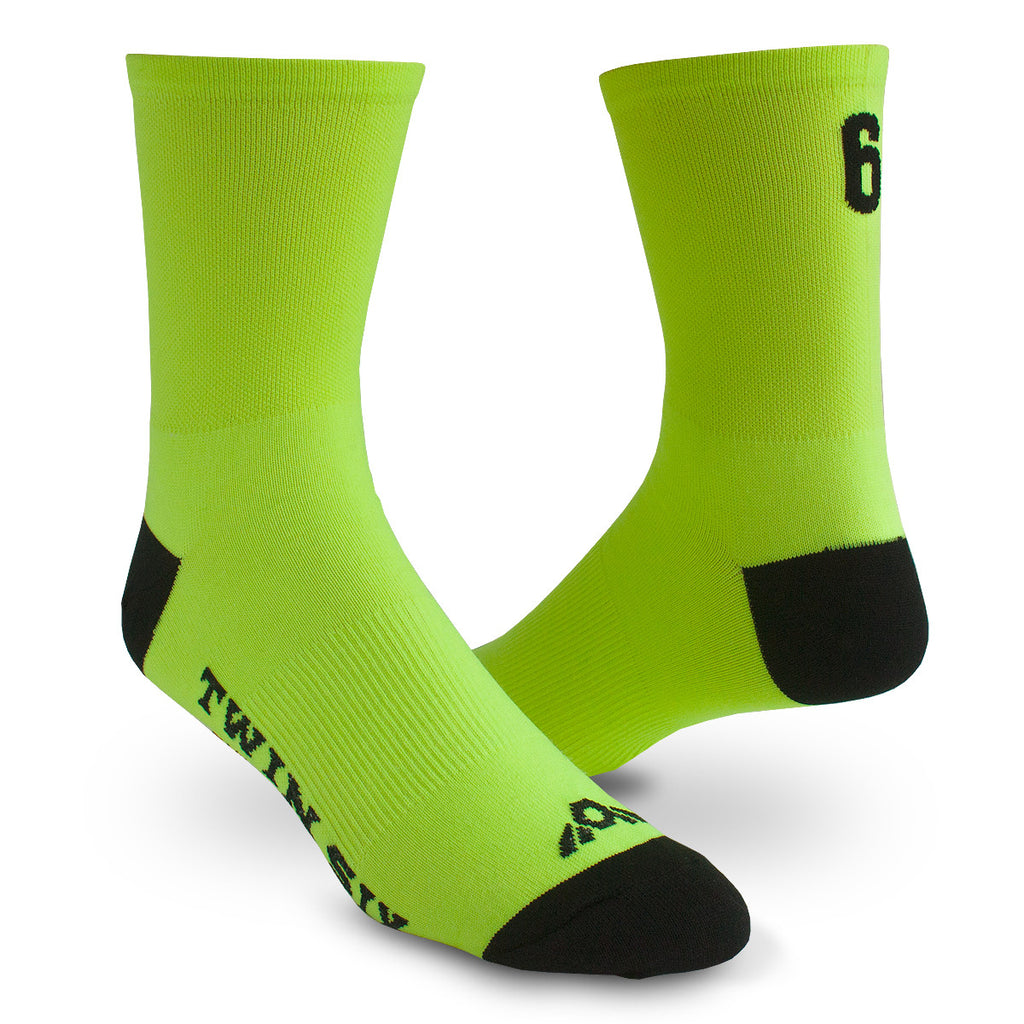 Standard Sock (NEON YELLOW)
