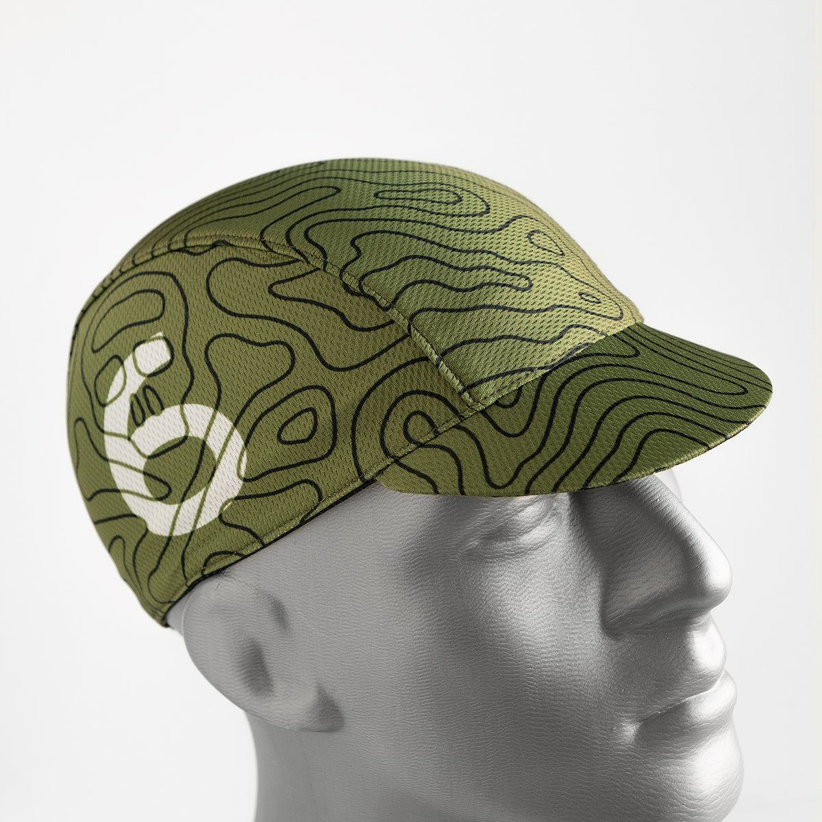 Speedy No Mans Land (OLIVE) Tech Cap