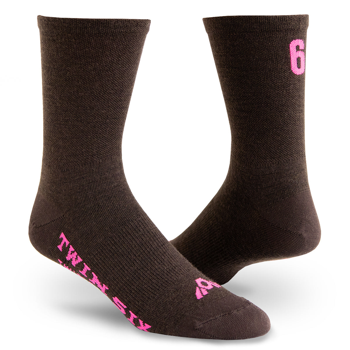 Standard Sock (WOOL) (BROWN)