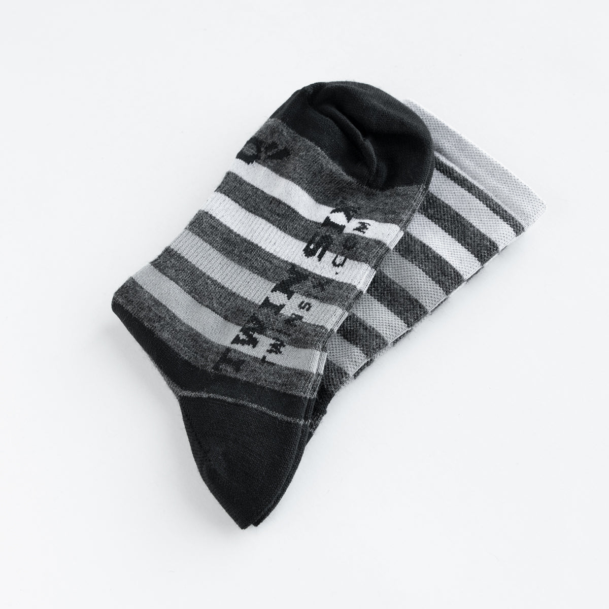 Streamline Sock (WOOL) (BLACK)