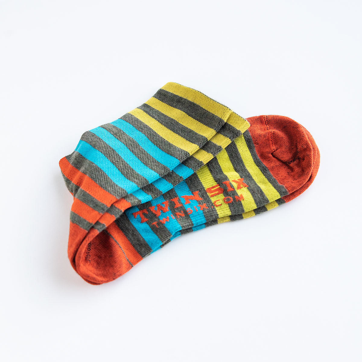 Streamline Socks (WOOL) (ORANGE)