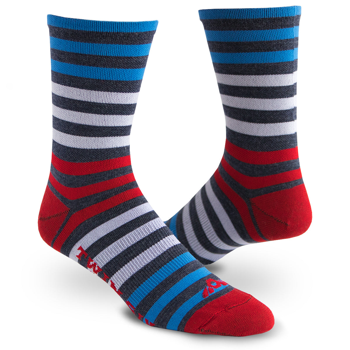 Streamline Socks (WOOL) (BLUE)