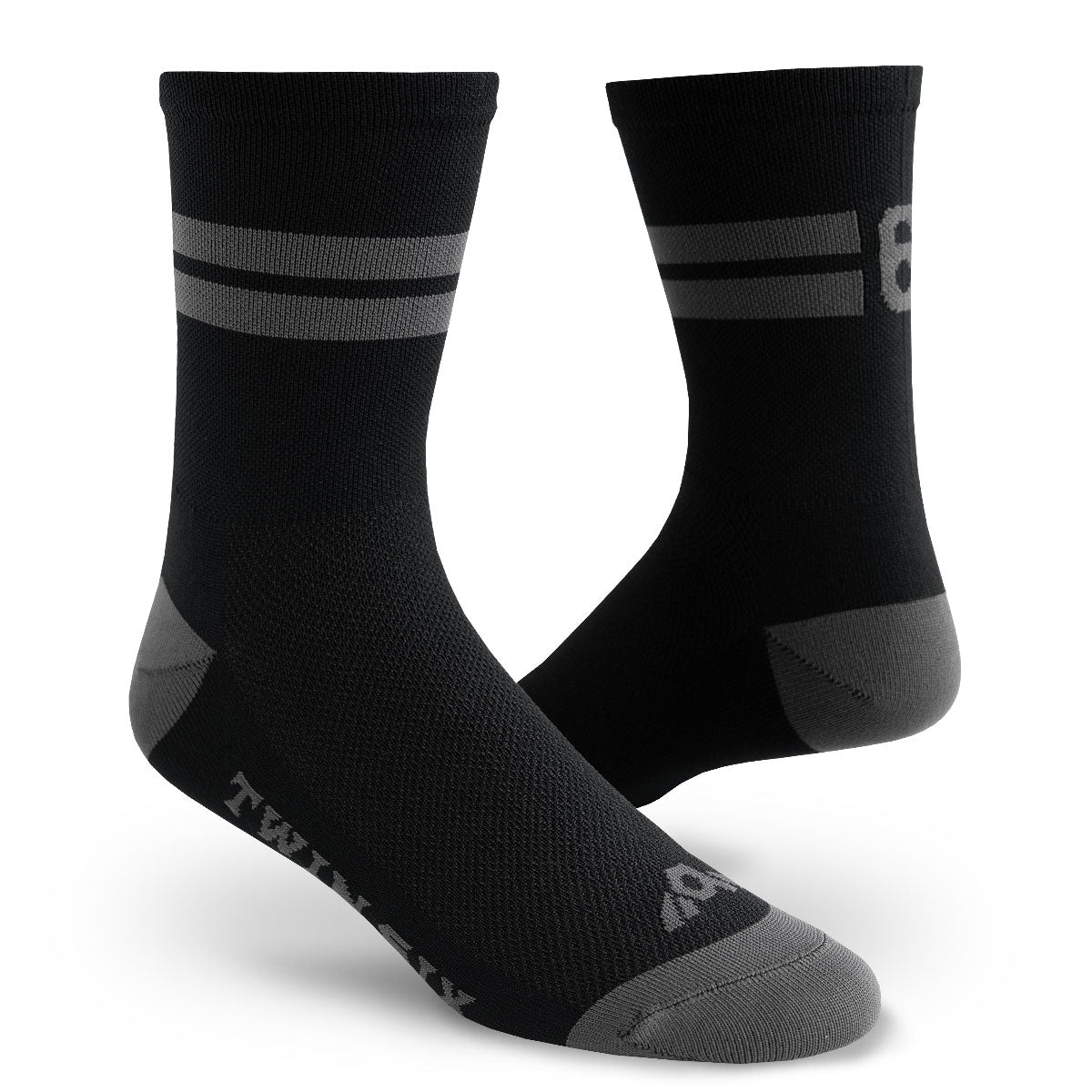 Forever Forward Socks (GRAY)