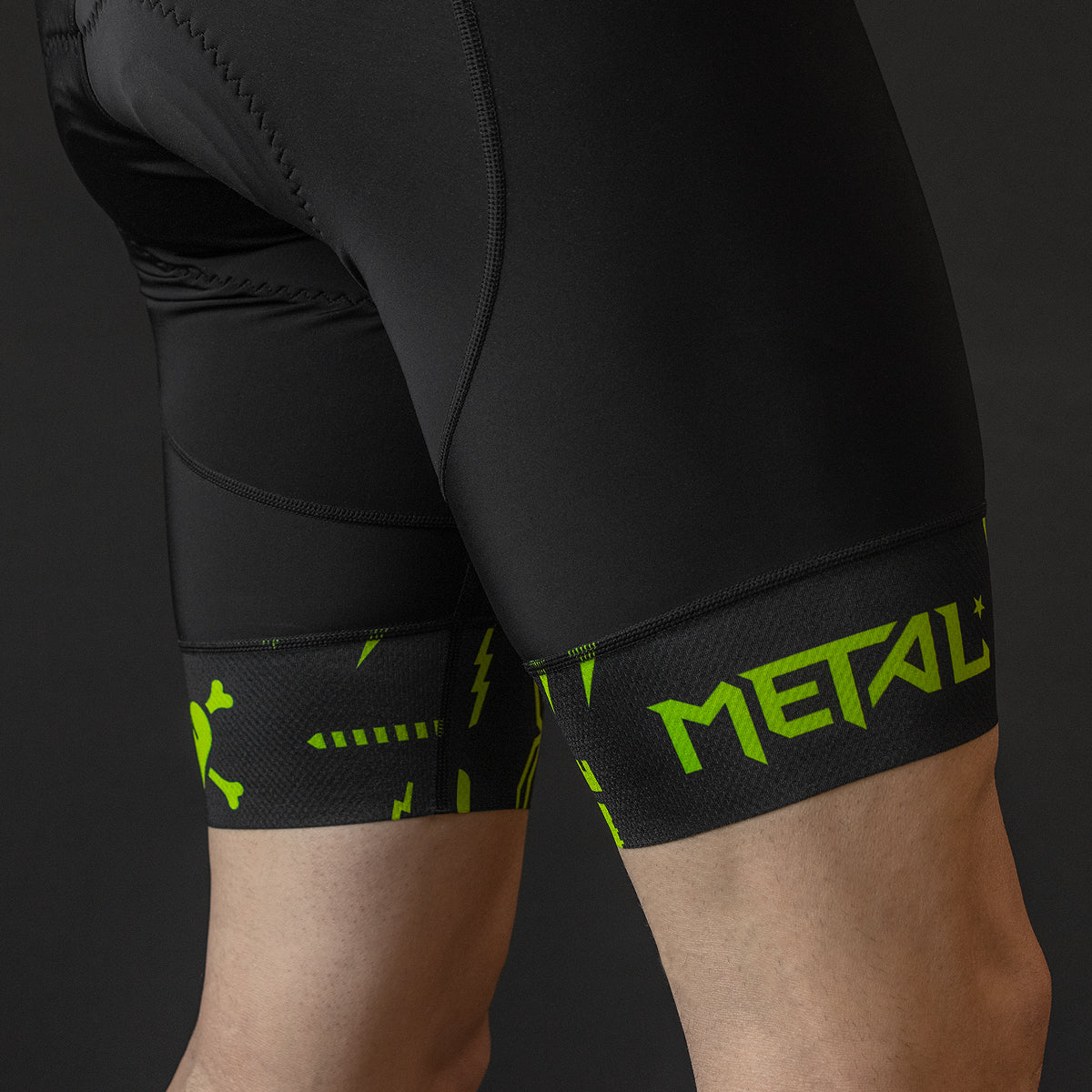 Metal Bib Short (Standard Race) (2019)