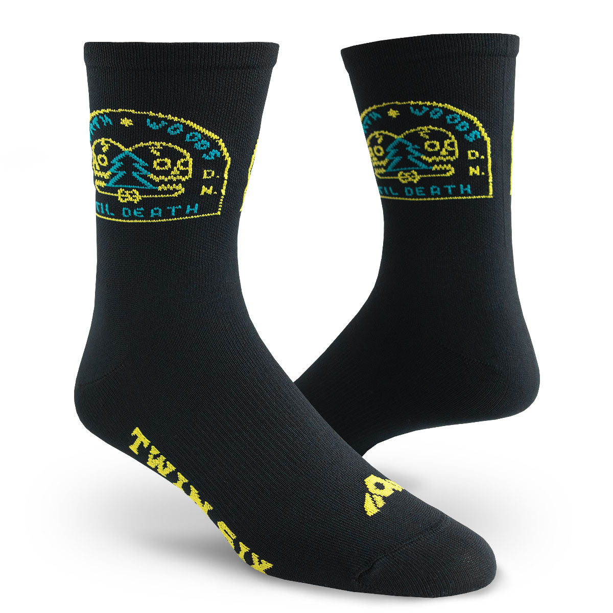 Race Club Du Nord (AQUA) Sock