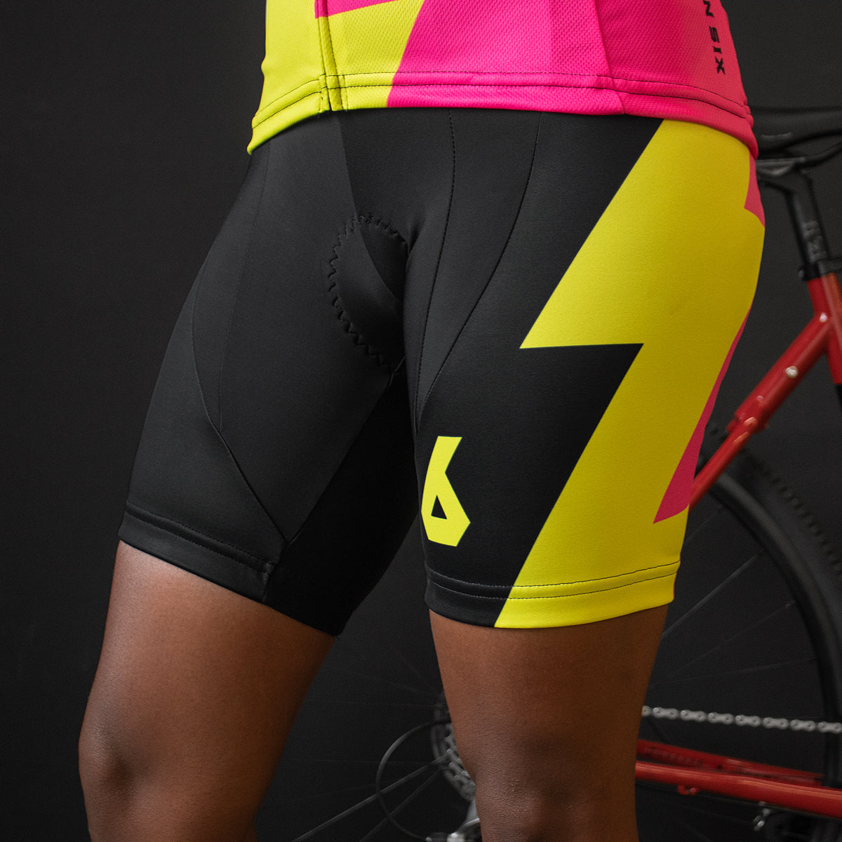Supercharger Bib Shorts (W)