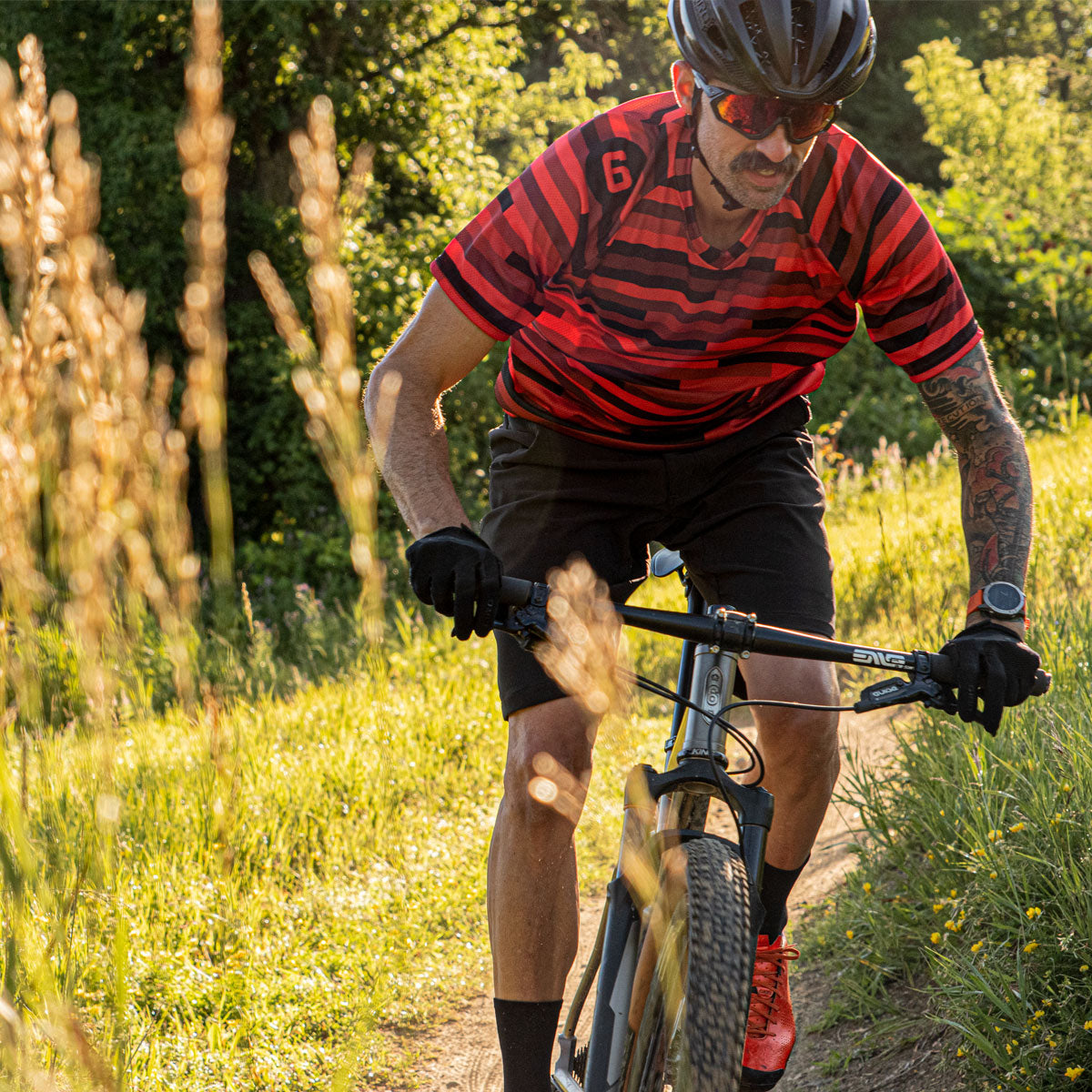 The Blur Trail Jersey