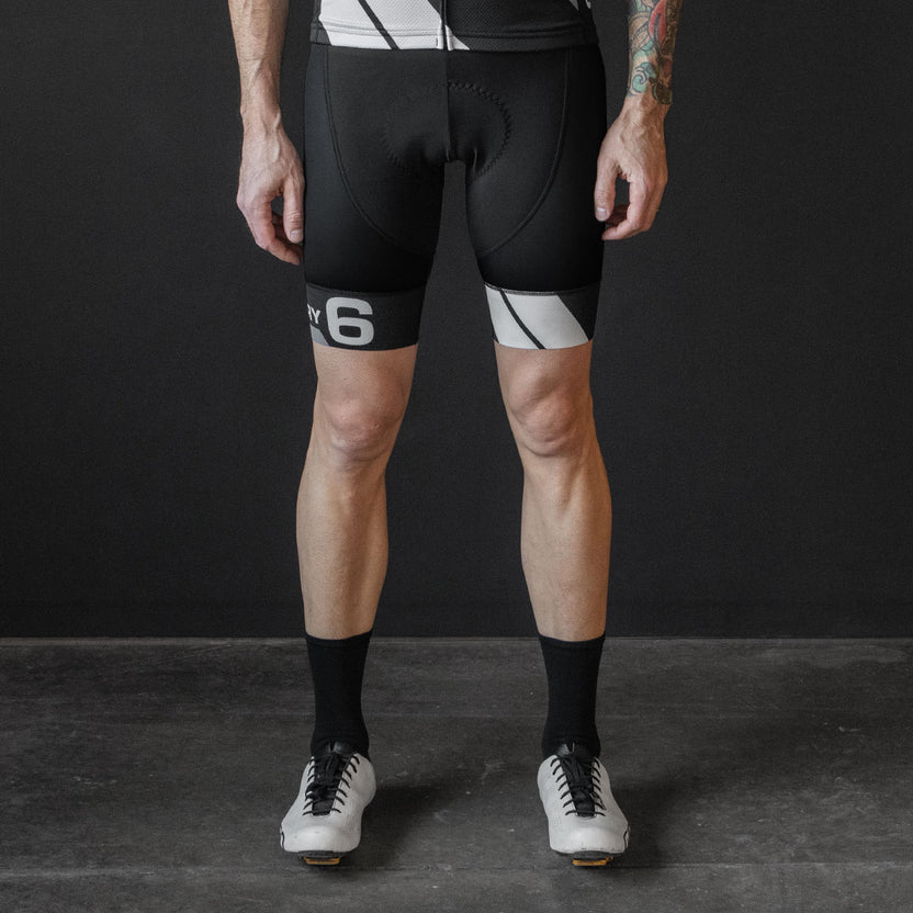 Cat 6 Bib Short (Standard Race)