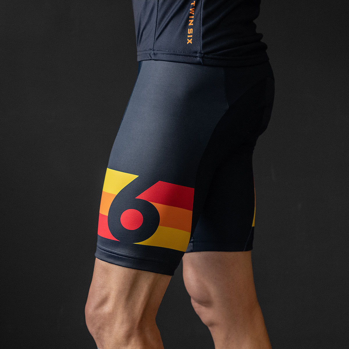 Grand Prix Bib Shorts (NAVY)