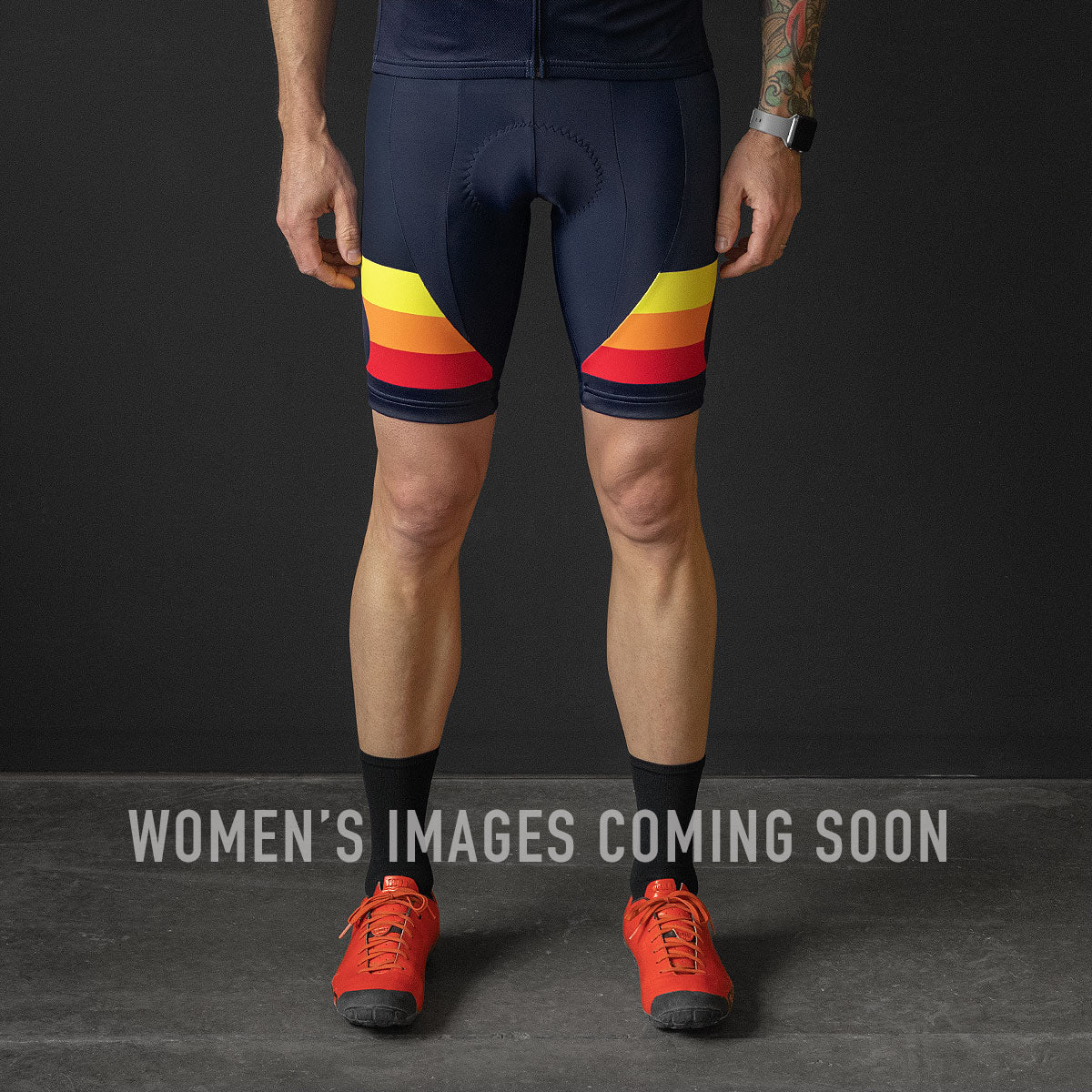 Grand Prix Bib Shorts (W) (NAVY)