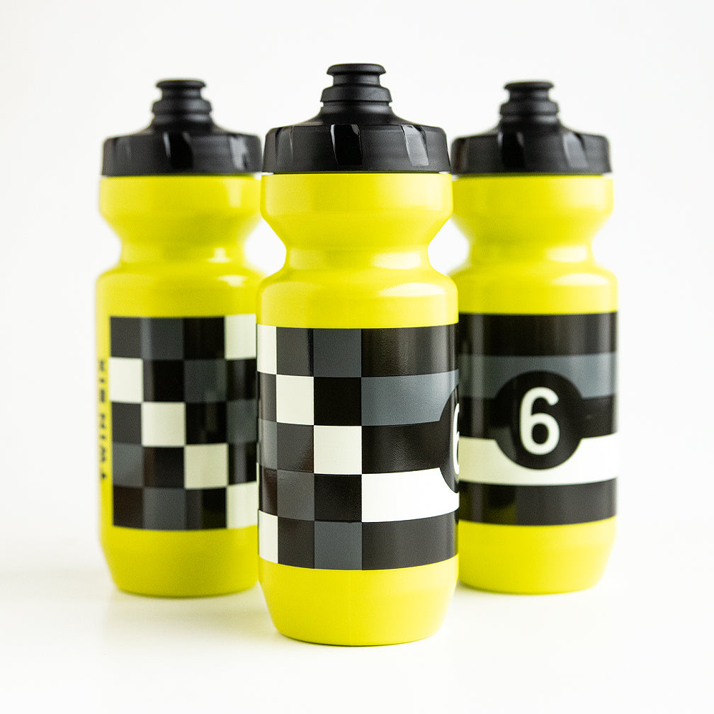 Mach 6 Bottle (YELLOW)